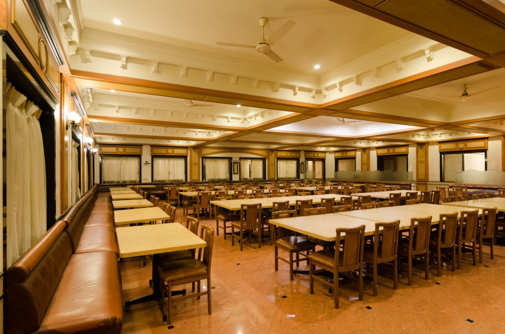 Best Dining Resort In Mahabaleshwar
