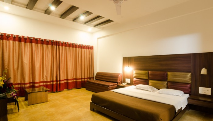 5 star resorts in Mahabaleshwar